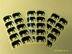 30 x  Elephant stickers